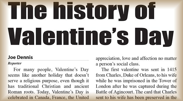 history of valentines day httpwallpaperzoohistory of