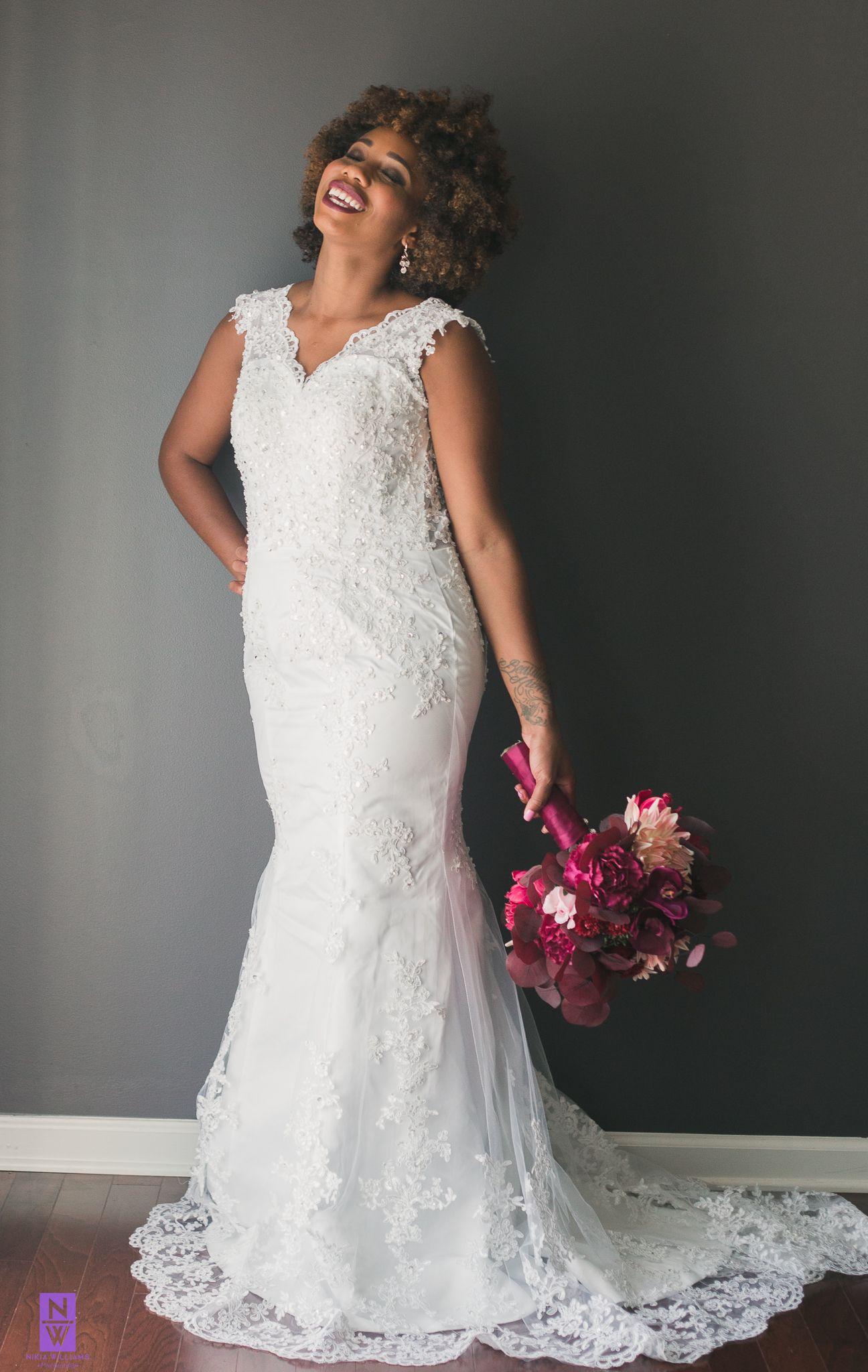 Southern belle wedding dresses  Nikia Williams Photography Charlotte Wedding Photographer Durham