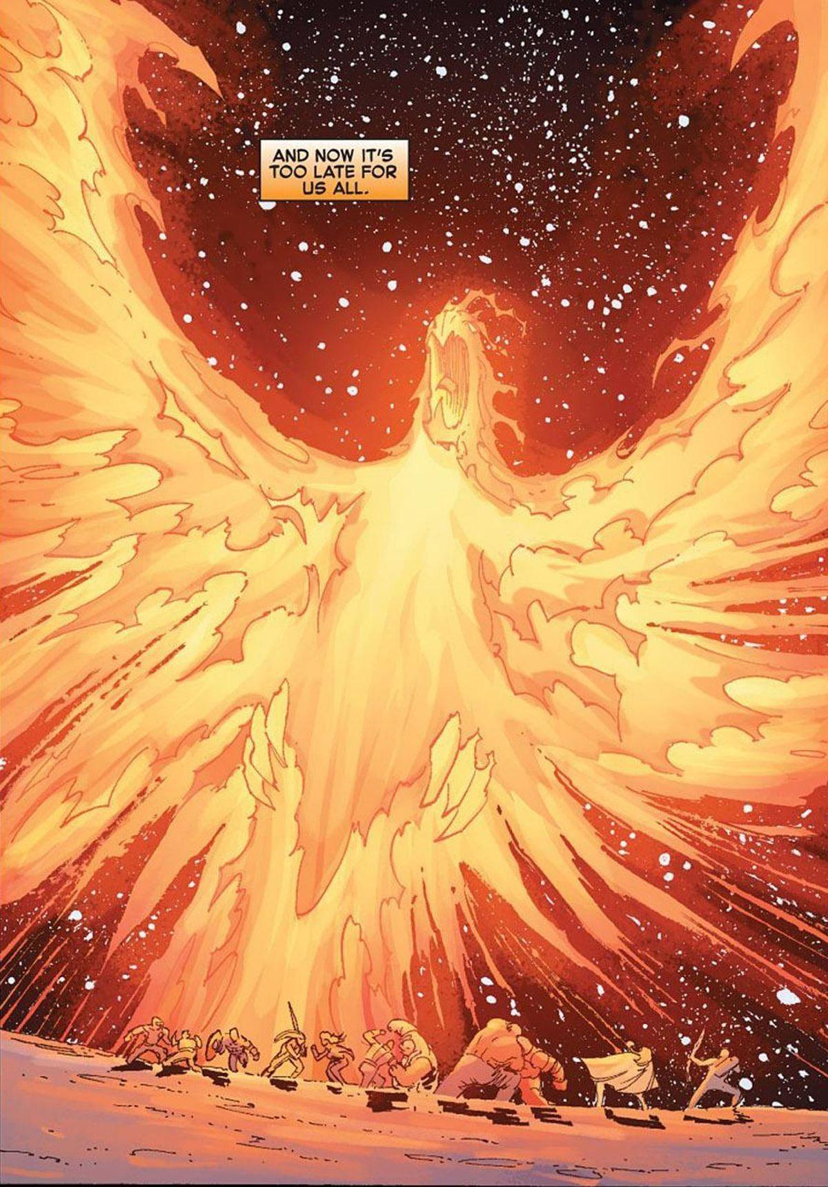 Phoenix Force   Phoenix marvel, Marvel jean grey, Jean grey phoenix