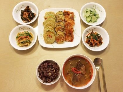 히뽀뽀댁_ korea home meal