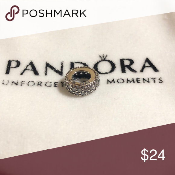 Who Sells Pandora Jewelry: Pandora Inspiration Within Spacer (Clear) NWT