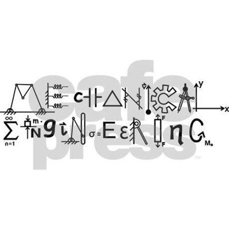 Mechanical Engineering 11 oz Ceramic Mug Mechanical