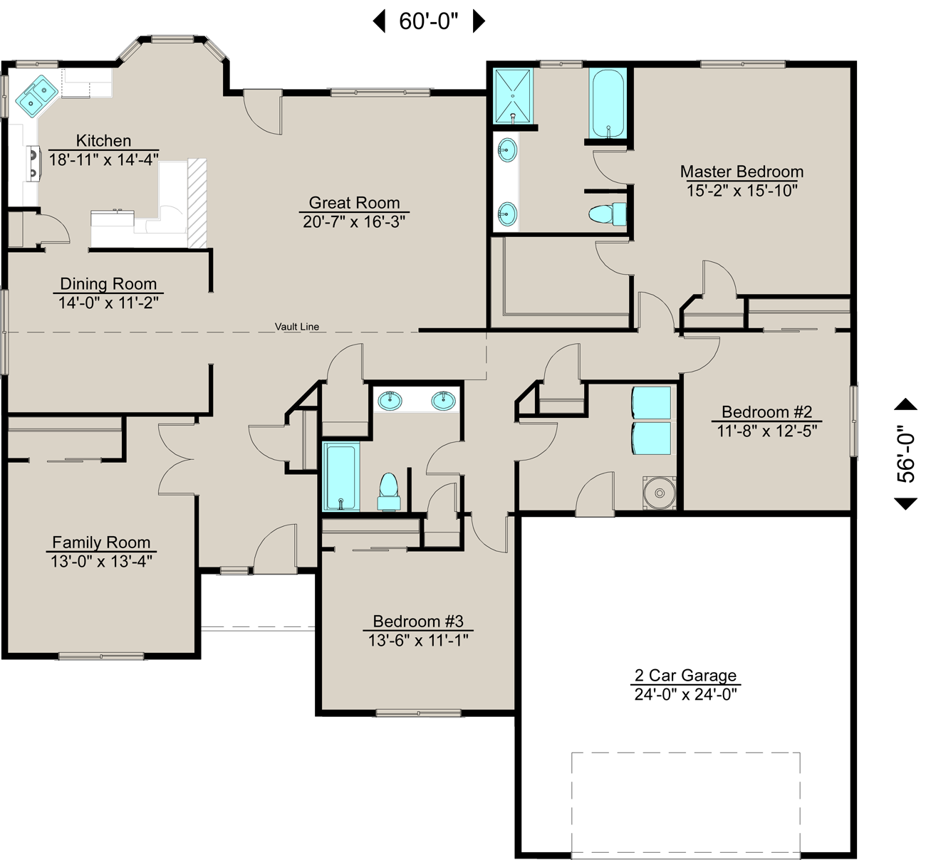 2269 sq ft get rid of dining room and change living room to den lexar homes 2269 floor plan