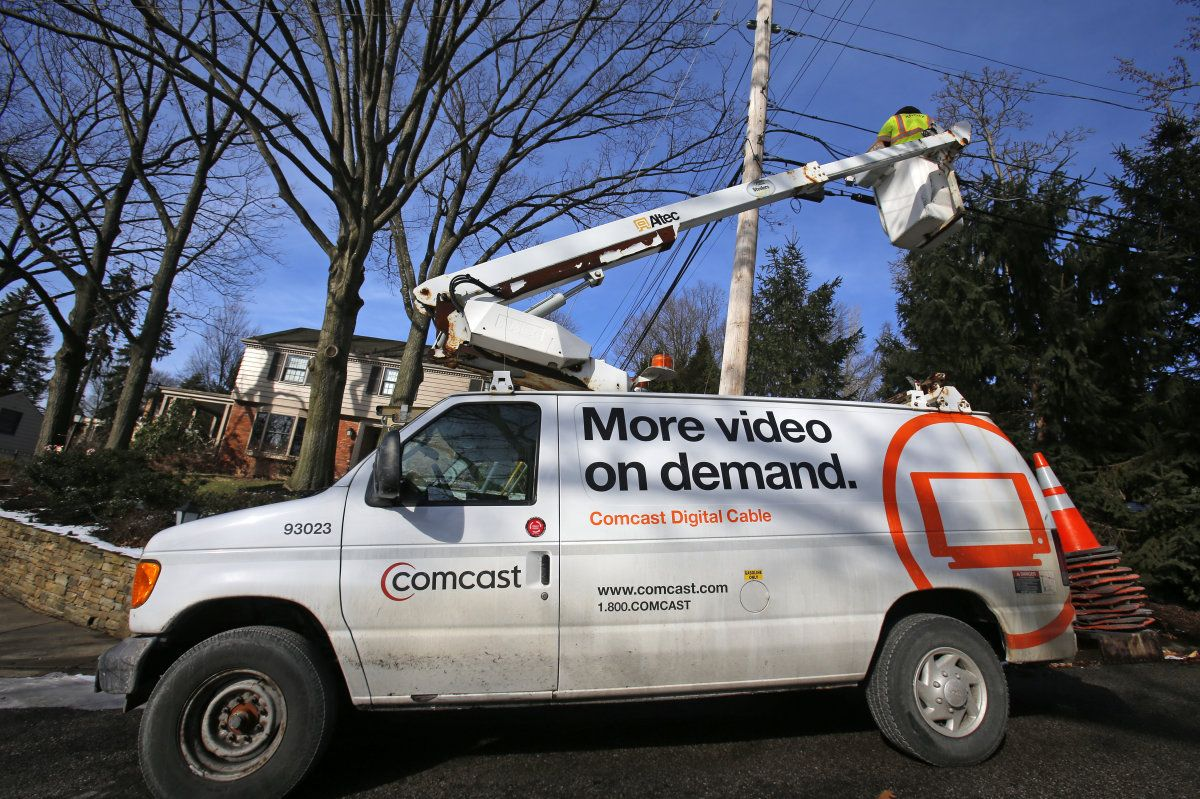 Comcast's gigabit should be widely available by