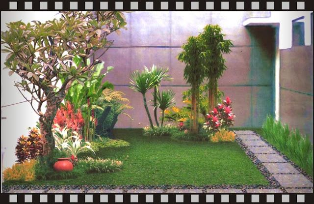Beautiful Small Home Garden Design Ideas Home Garden Pinterest