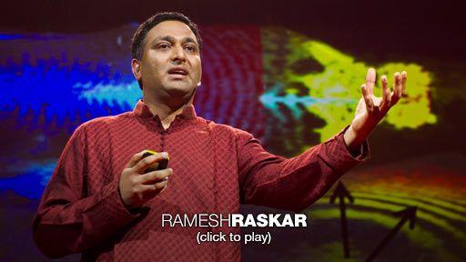 Ramesh Raskar: Imaging at a trillion frames per second | Video on ...