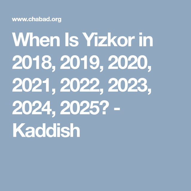 Torah Portion Calendar 2022 2023.When Is Yizkor In 2018 2019 2020 2021 2022 2023 2024 2025 Kaddish Messianic Jewish Jewish Jewish Holidays