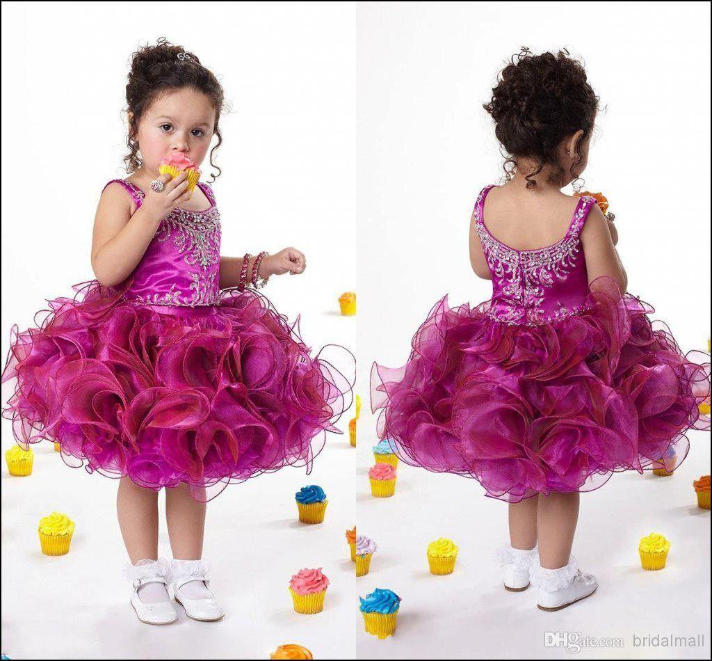 Toddler Prom Dresses