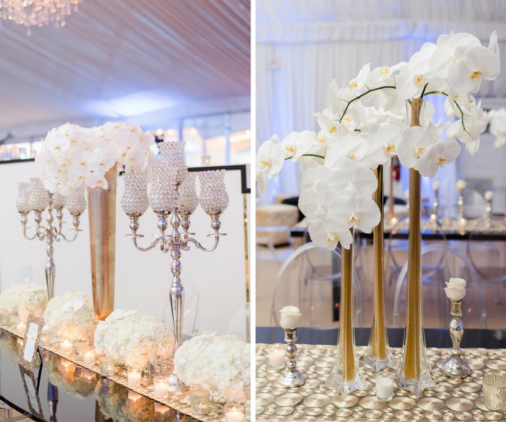 Black, White, and Gold Fuente-Garcia Ybor City Wedding | Pinterest ...
