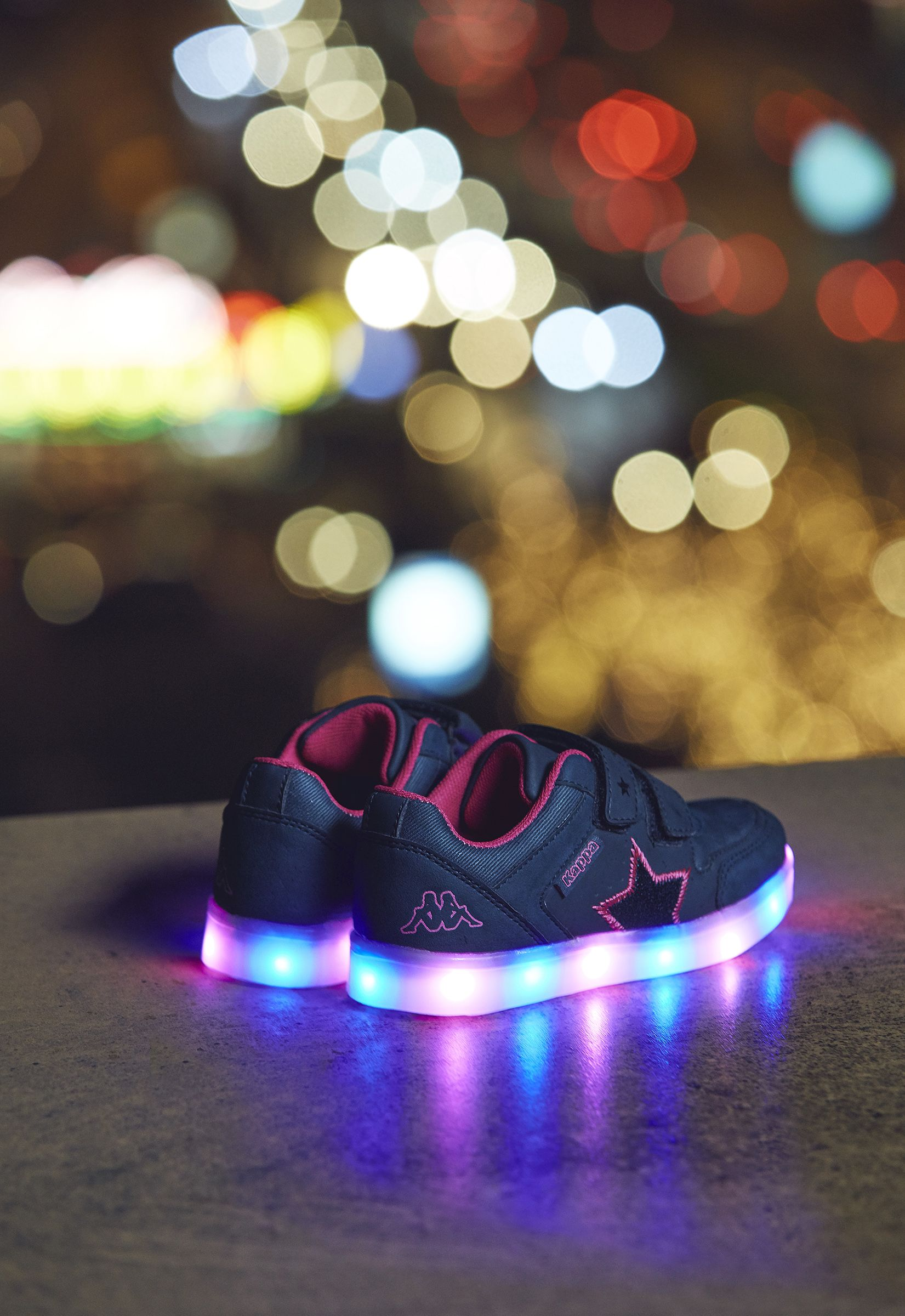 100% Spitzenqualität baby Schuhwerk Blinkschuhe für Kids Modell: Aquila   Kappa Kids   Shoes ...