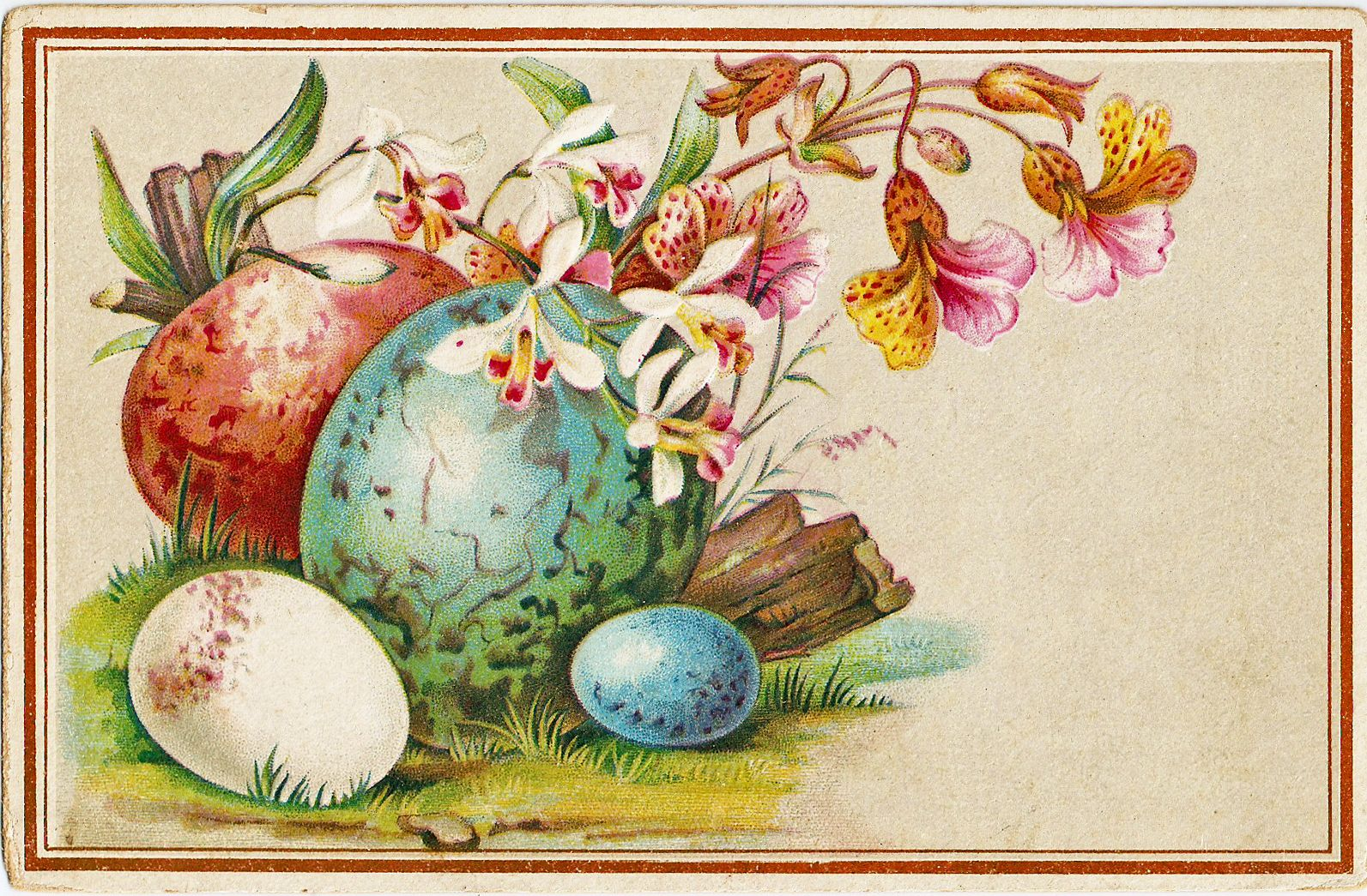 1000 Images About Easter On Pinterest Vintage Easter Easter Vintage Easter Postcards Vintage Easter Cards Clip Art Vintage