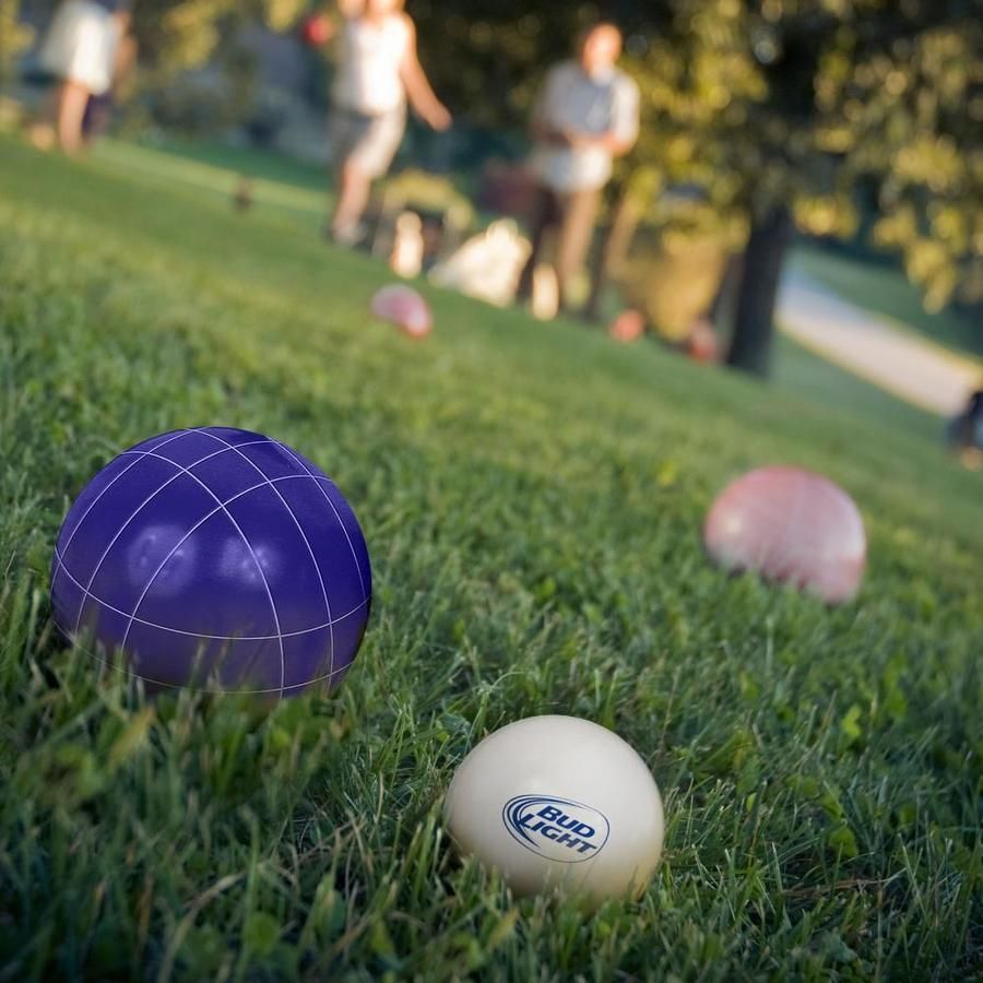 Trademark Gameroom Bocce Ball Set Regulation Outdoor