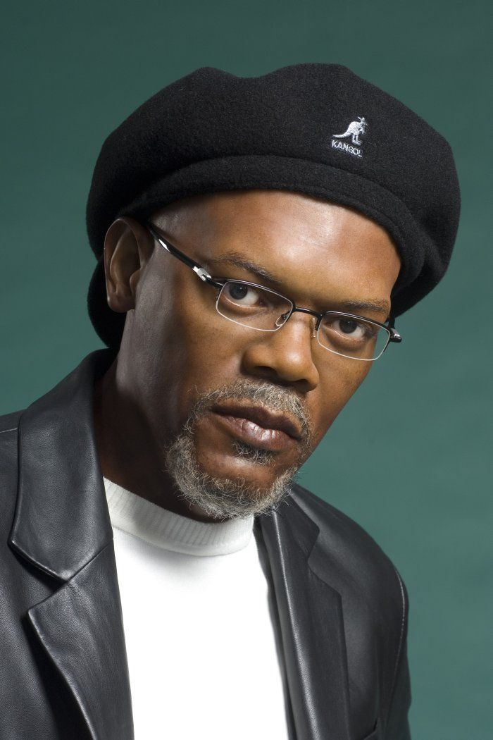 Samuel L. Jackson Kangol Hat -Contact your favorite musicians free at  StarAddresses.com bf07f7e8c49