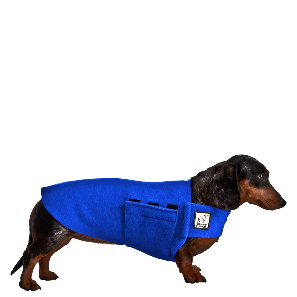 Miniature Dachshund Tummy Warmer Dog Coats Small Dog Clothes