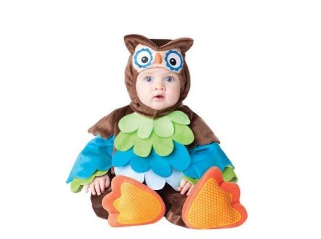 toddler costume owl :. soooo sweet :)
