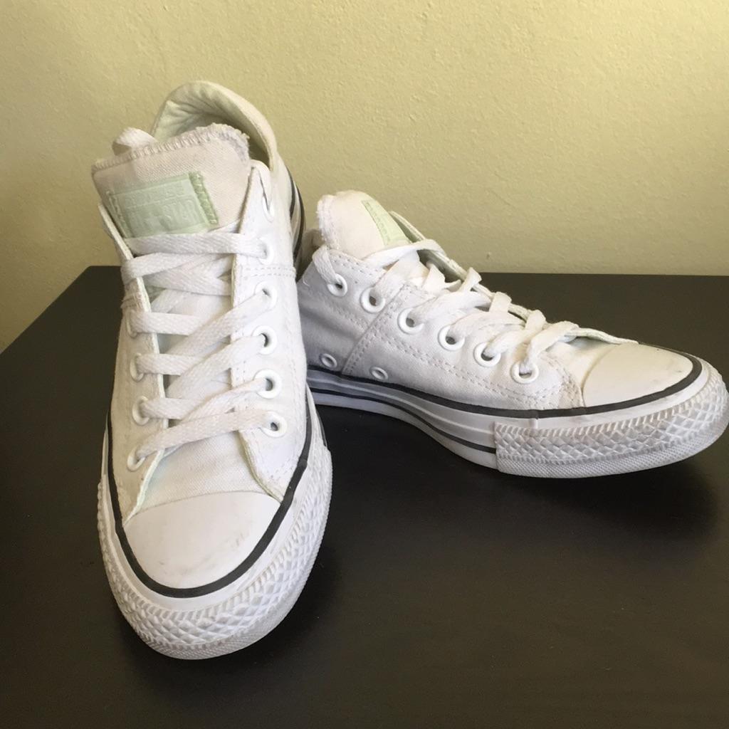 Converse White snickers | Converse white, Converse, Womens converse