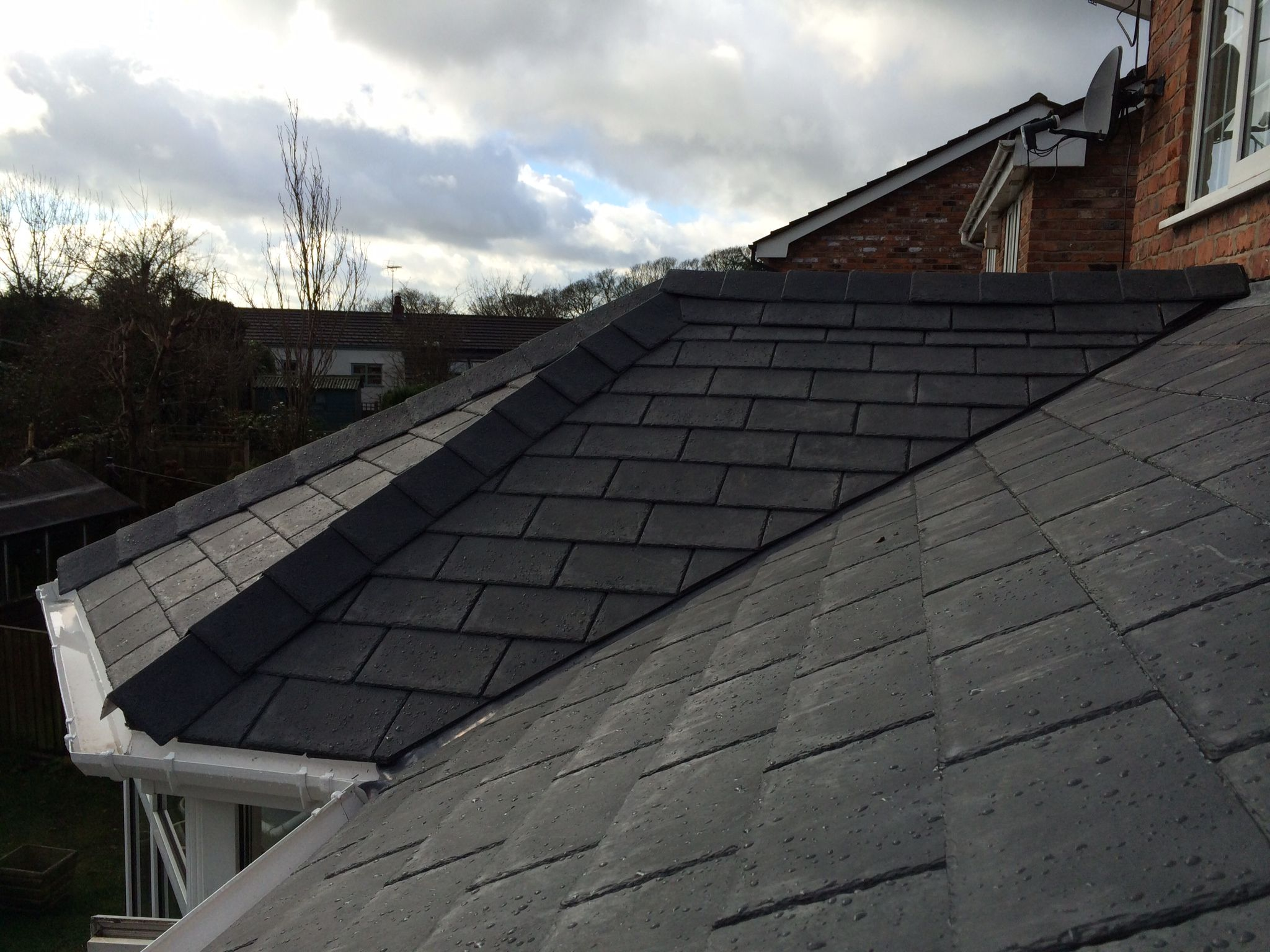 Tiled conservatory roofs our company pinterest conservatory
