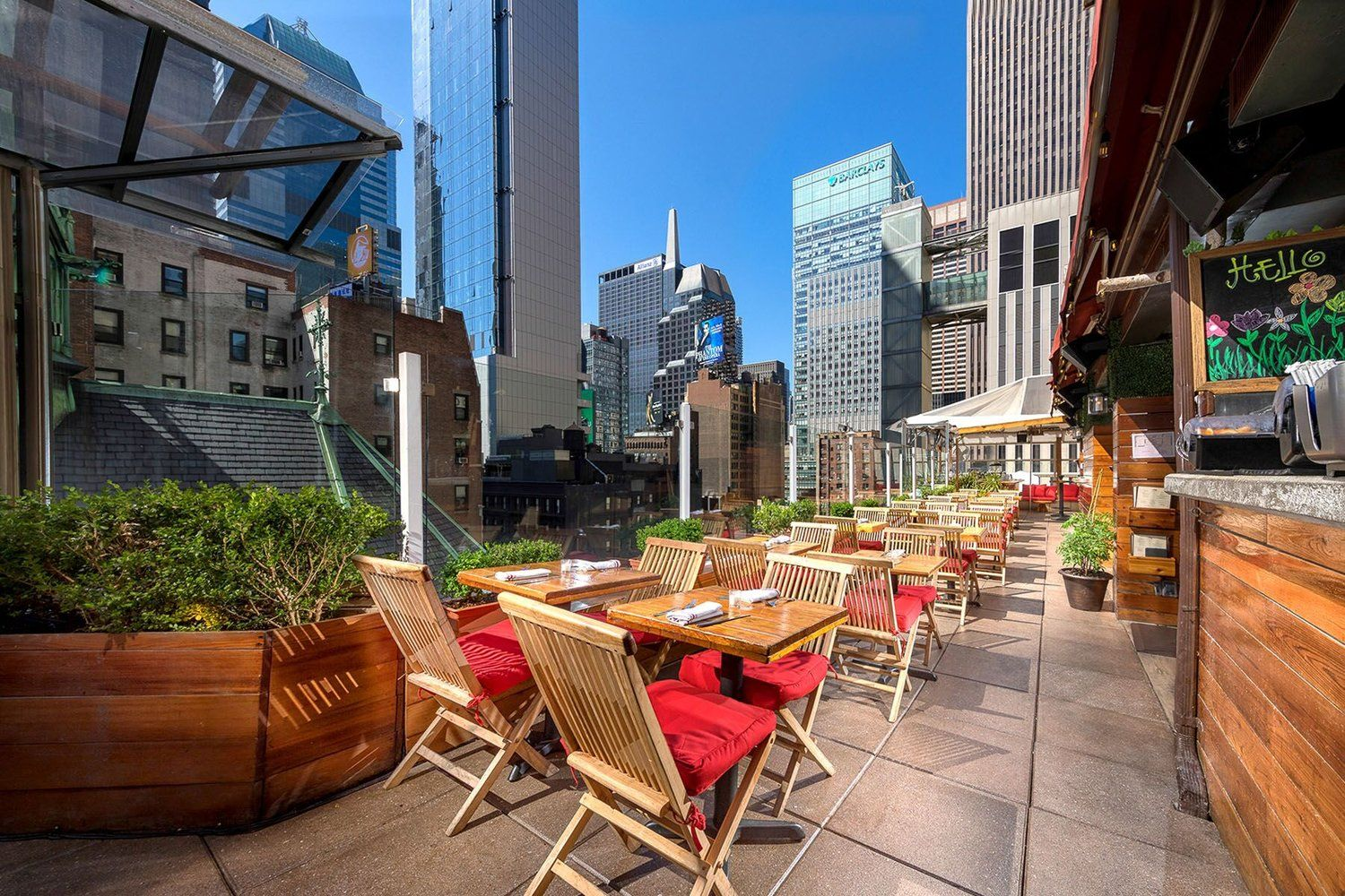 The Best Rooftop Restaurants in NYC This Spring — Off The ...