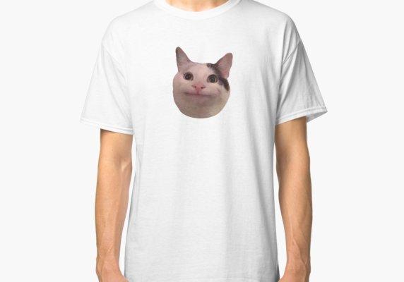 Polite Cat Classic T Shirt Classic T Shirts T Shirt Mens Tops