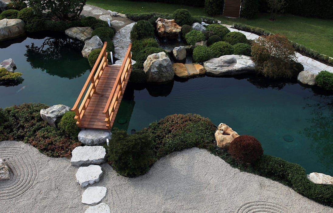 Japangarten In Der Nähe Von Leipzig Garten Von Kirchner Garten