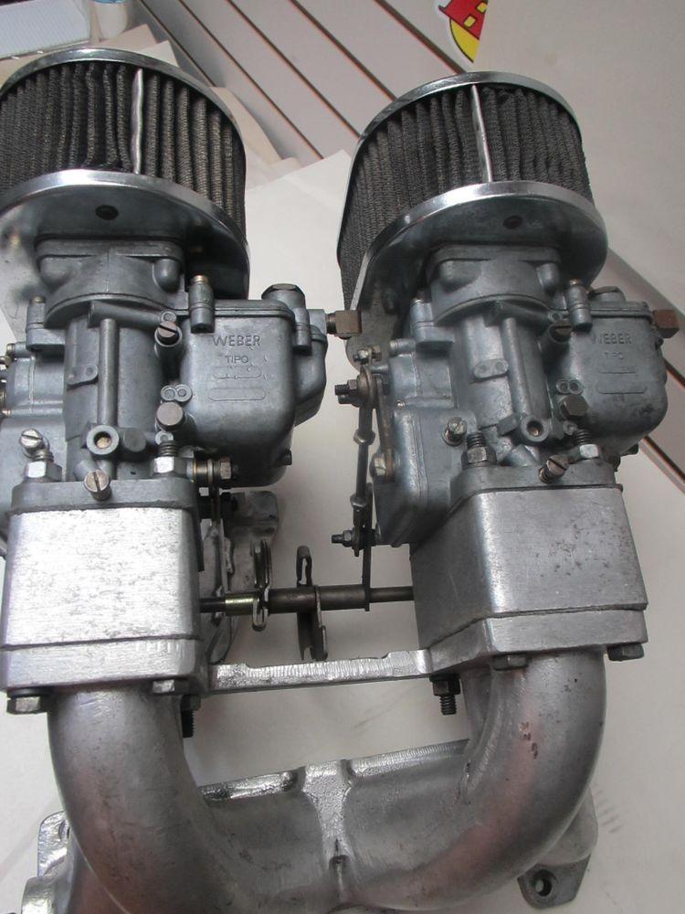 Rotary Mazda Rotary Weber Intake Carb Kit K&N Air filters
