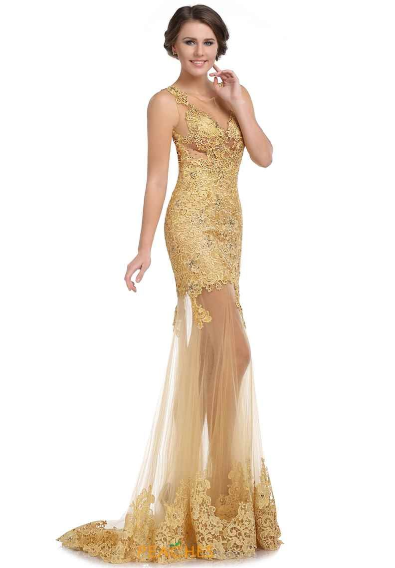 Romance couture long fitted dress rm cute dresses pinterest
