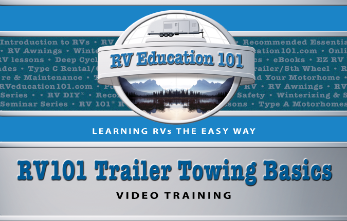 Maximize The Life Of Your Tow Vehicle Rv 101 With Mark Polk Online Training Training Video