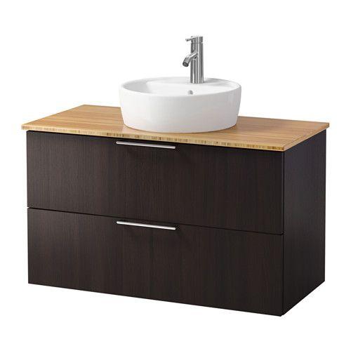 GODMORGON/ALDERN / TÖRNVIKEN Waschbschr+Aufsatzwaschb 45 IKEA Inklusive 10 Jahre Garantie. Mehr darüber in der Garantiebroschüre.