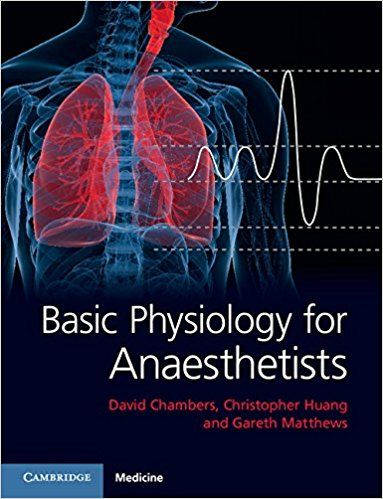 Basic Physiology for Anaesthetists 1st Edition   Textbook, Medical ...