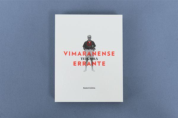 """Interactive printing Book """"O Vimaranense Errante"""" by Atelier Martino&Jaña, via Behance"""