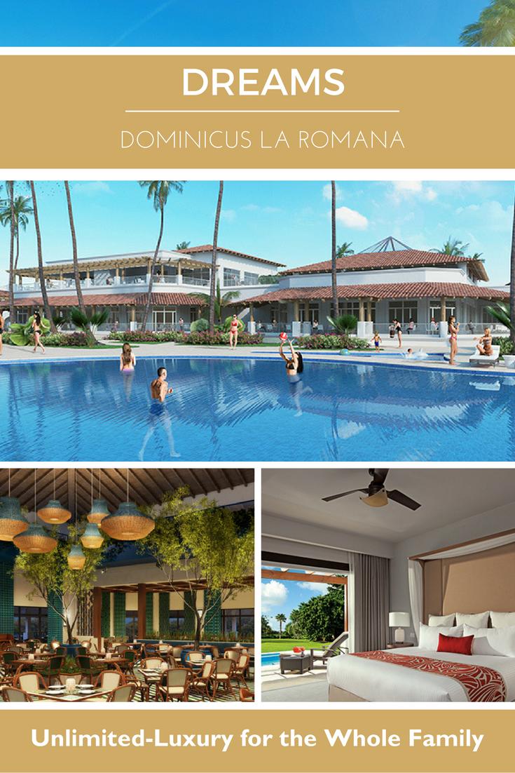 The All New Dreams Dominicus La Romana Is Set Beachfront In