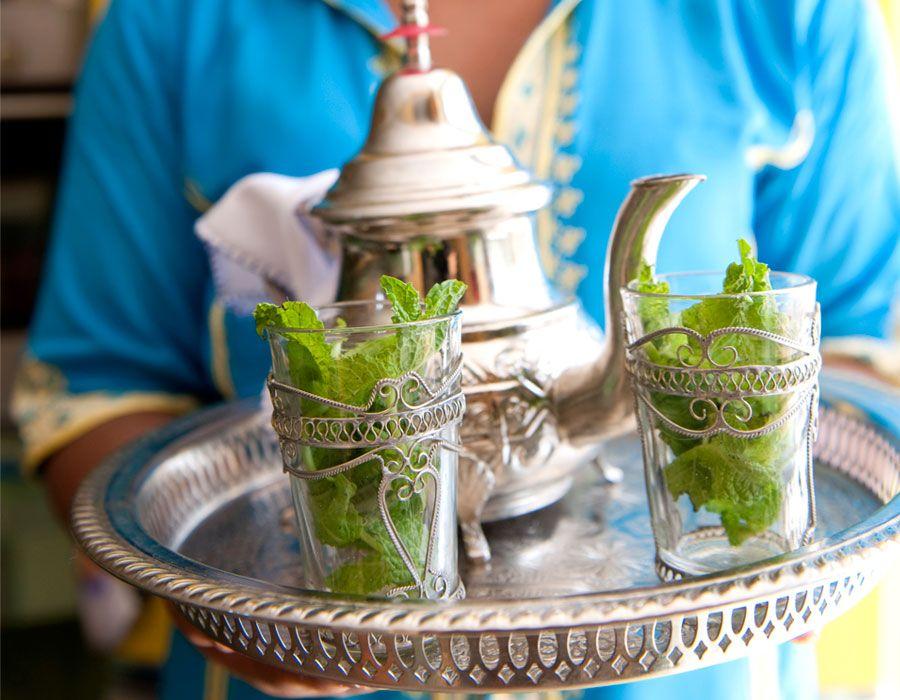 un thé à la menthe #mapauseentrecopines | Ma Pause entre copines ...