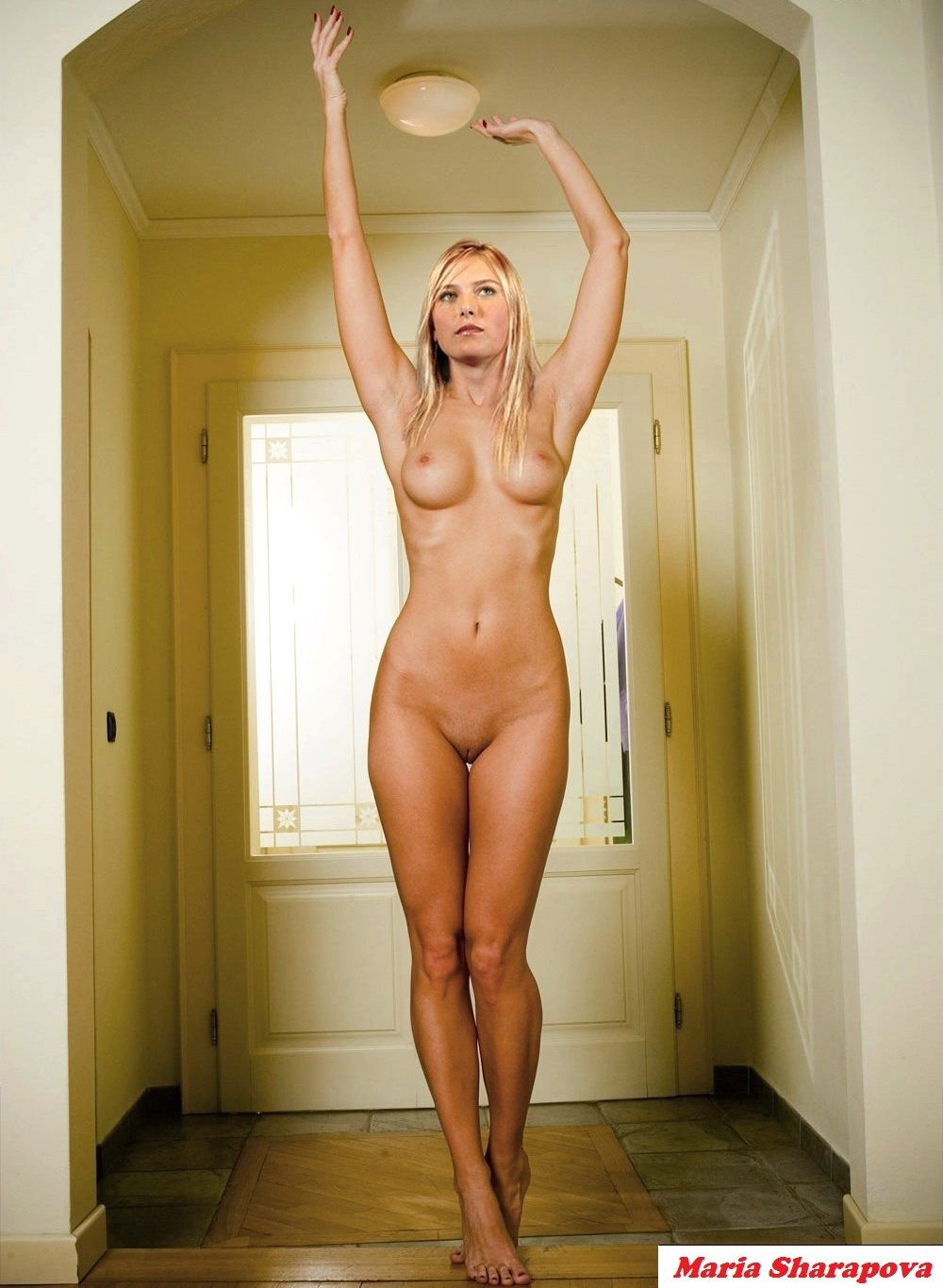 For maria kirilenko naked fakes site