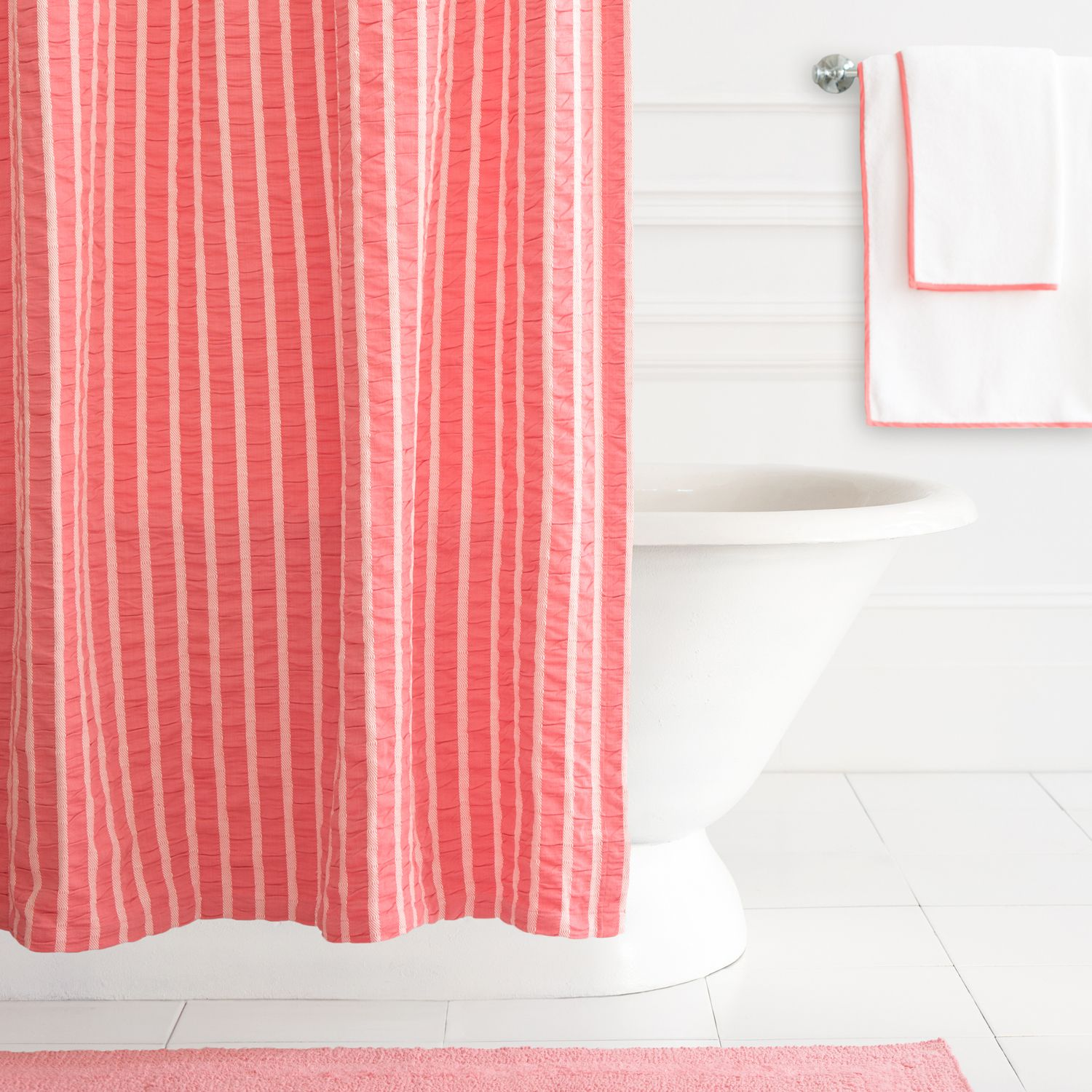 Pine Cone Hill Parker Shower Curtain Laylagrayce