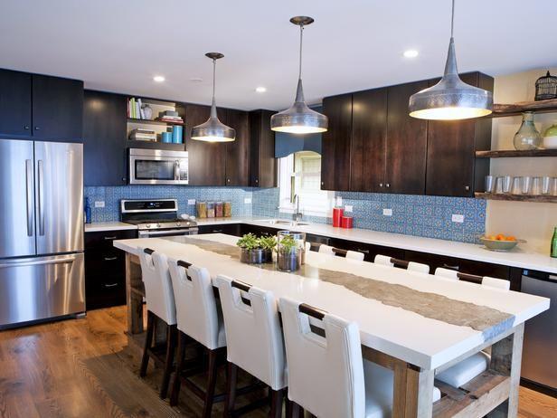 Stunning kitchen designed by Meg Caswell! --> //www.hgtv.com ... on hgtv pool designs, great type design, hgtv sweepstakes, hgtv remodeled kitchens, hgtv candice olson living rooms, hgtv headboards designs, hgtv beautiful kitchens, hgtv kitchens top 10, interior design, hgtv kitchens and baths, hgtv floor designs, hgtv logo, hgtv home decor, hgtv living room ideas, hgtv walk in closet designs, hgtv color splash, hgtv kitchens inspiration, hgtv country kitchens, hgtv bathroom, kitchens by design,