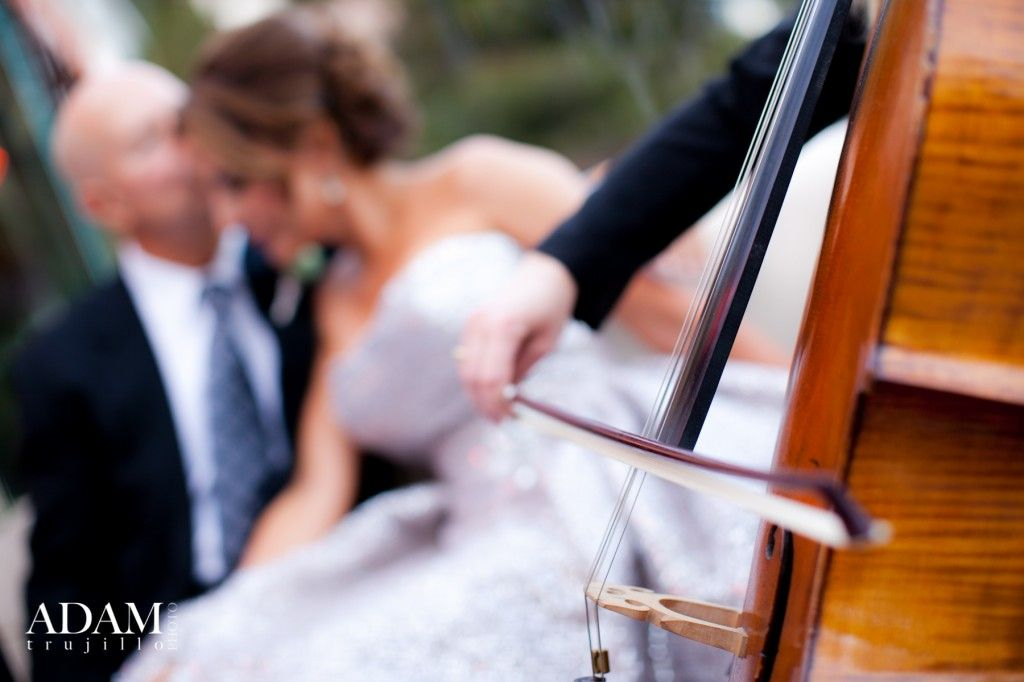 I Will Have Live Musicians During My Wedding Ceremony