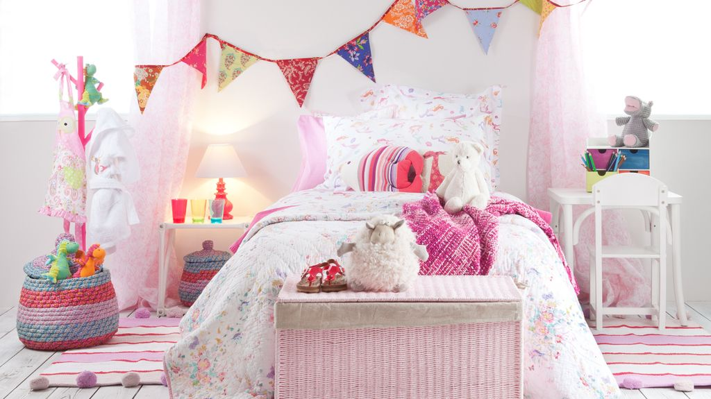 Kids decor zara home kids fashion and home decor for for Zara home bedroom ideas