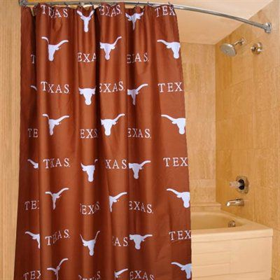 This Is Already In On Our Shower Lol Texas Longhorns Shower