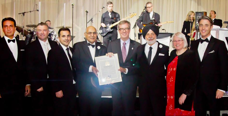 Ottawa Citizen Infinity Grand Opening Tami Varma Events