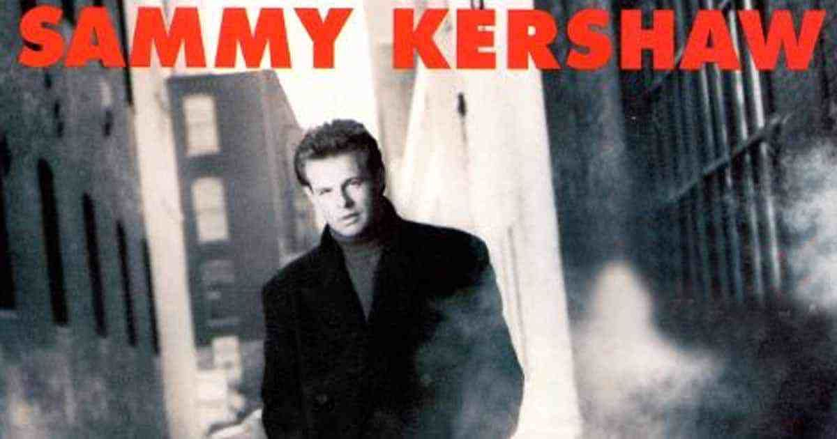 Sammy Kershaw And His No1 Single She Dont Know Shes Beautiful