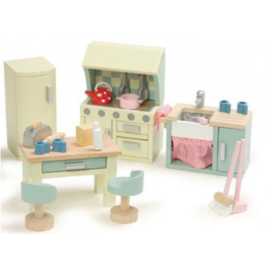 Le Toy Van Daisylane Kitchen Dolls House Furniture By Le Toy Van (Toy)