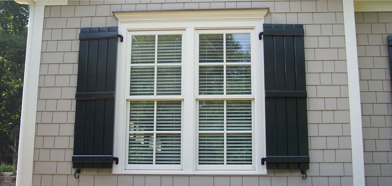 Home Depot And Exterior Shutters Home Exteriors Wooden
