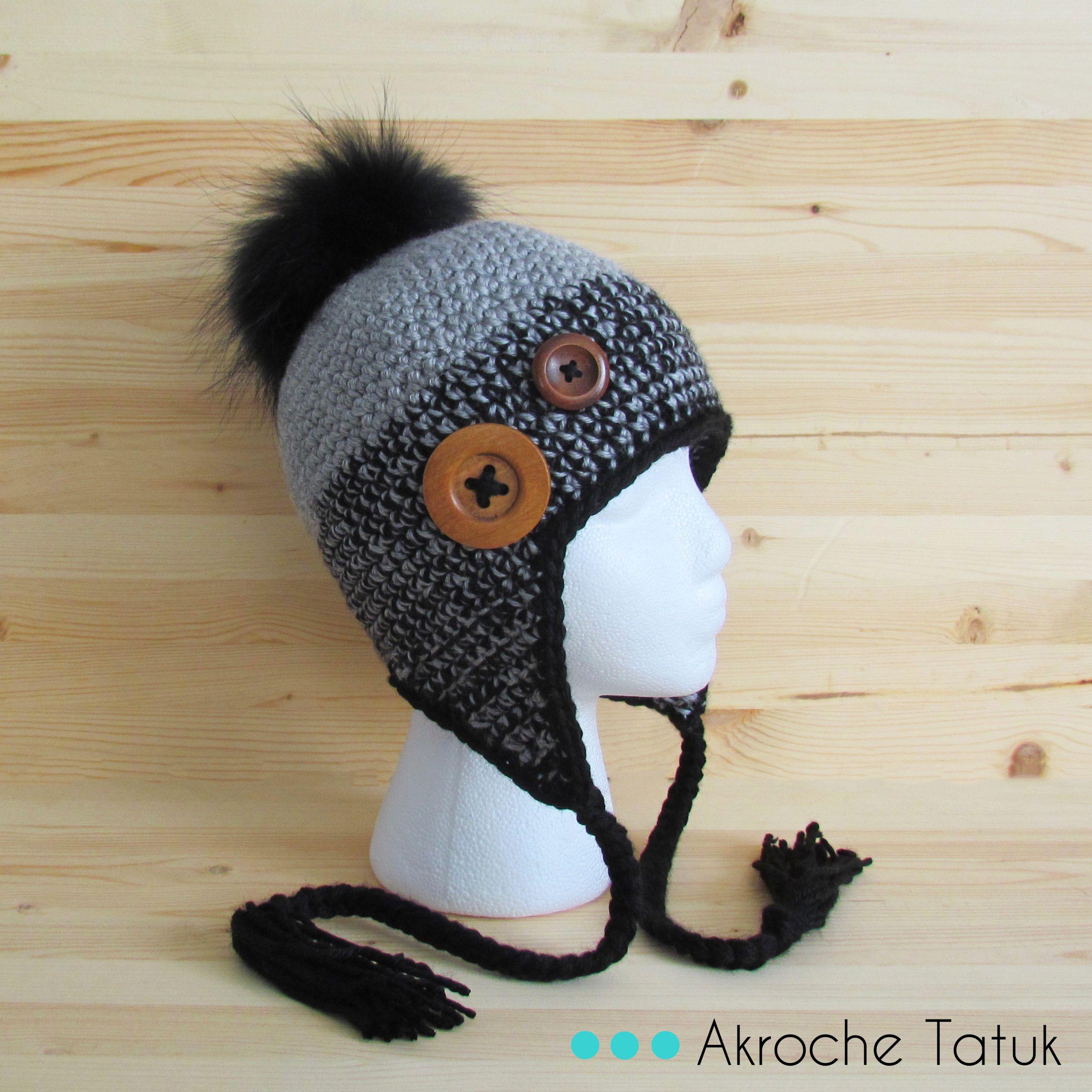 Nunavut Kit/ Ensemble Nunavut pattern by Akroche Tatuk