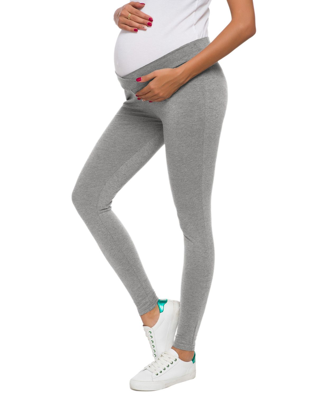 Bumpshow Under Bump Maternity Leggings Maternity Leggings Stretchy Leggings Maternity Tunic