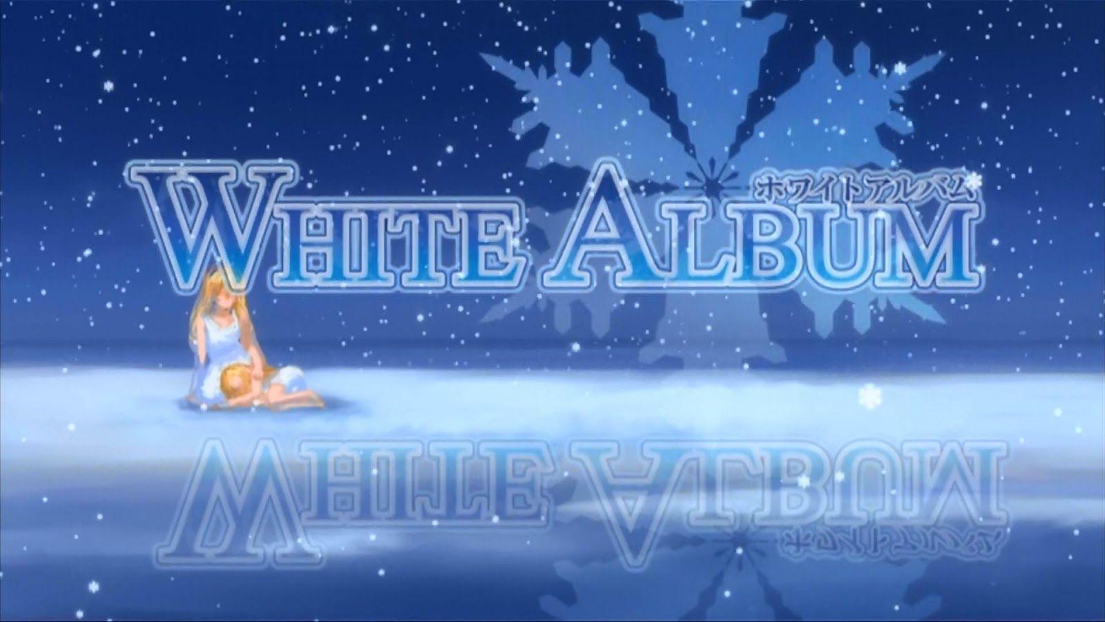 [Review] White Album Album, Anime