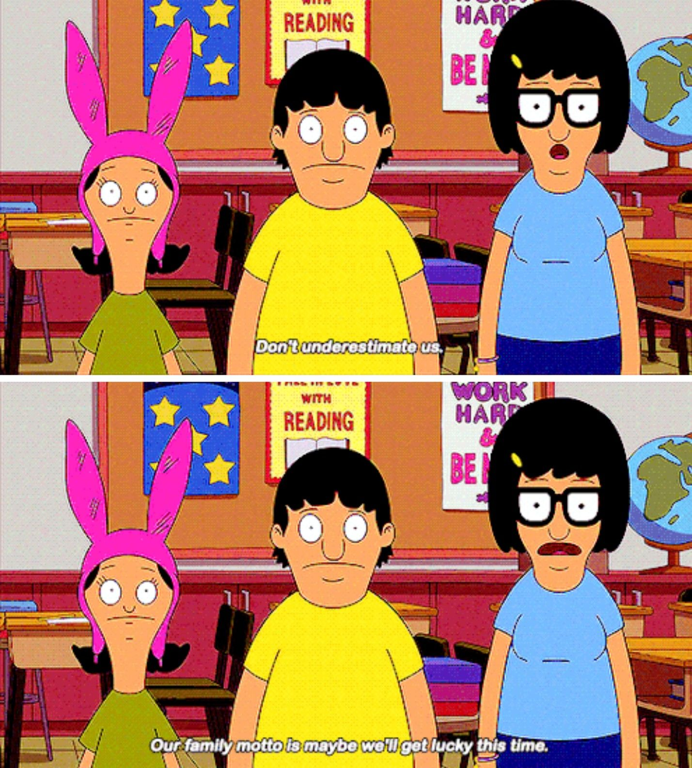 Bob S Burgers Bobs Burgers Funny Bobs Burgers Quotes Bobs Burgers Memes