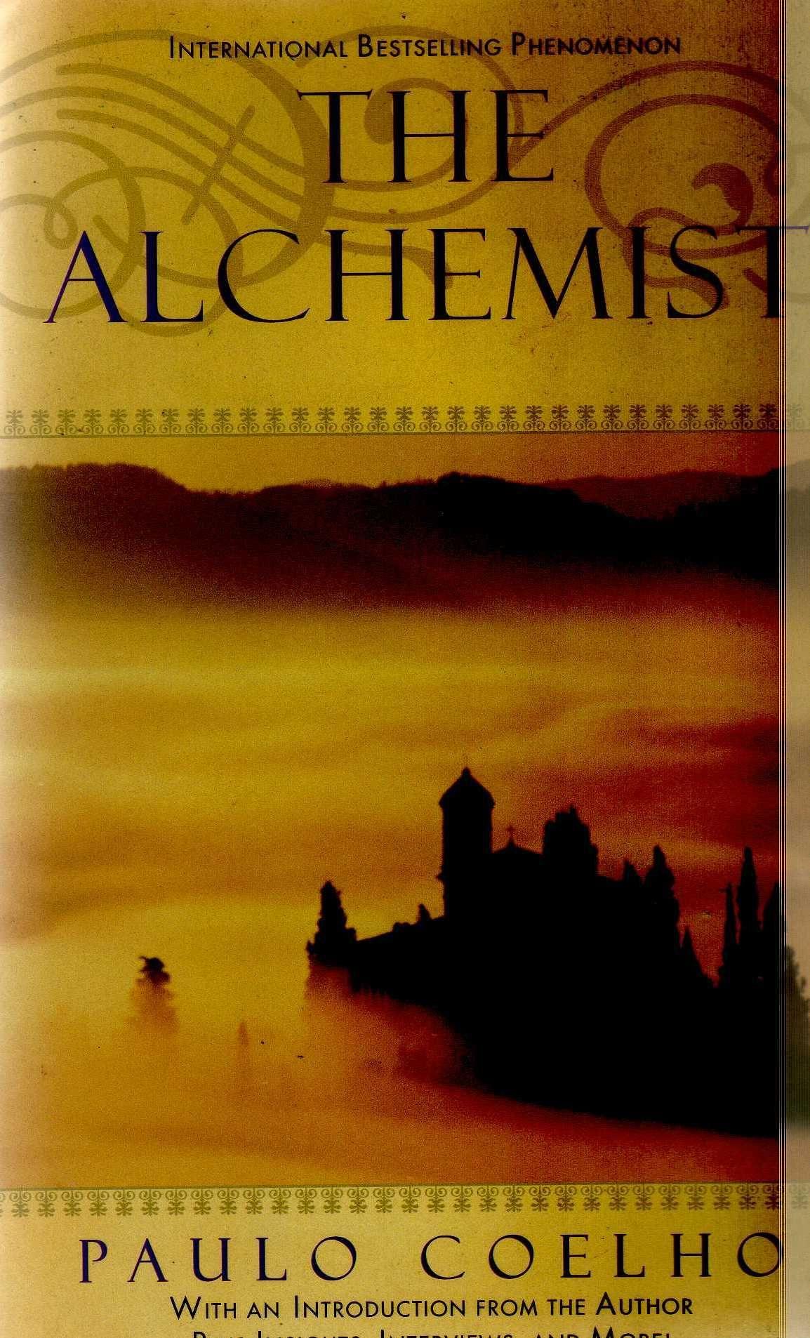 The Alchemist by Paulo Coelho Book worth reading, Author