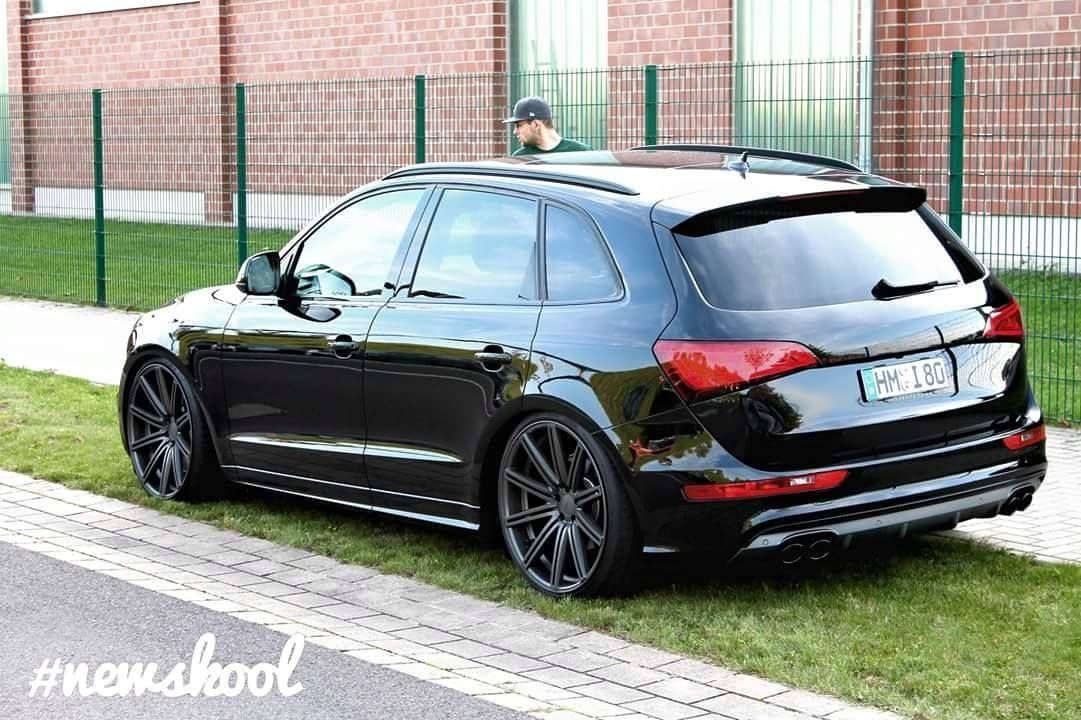 audi q5 on vossen cv4 customer submissions teamvossen pinterest audi cars and audi q7. Black Bedroom Furniture Sets. Home Design Ideas