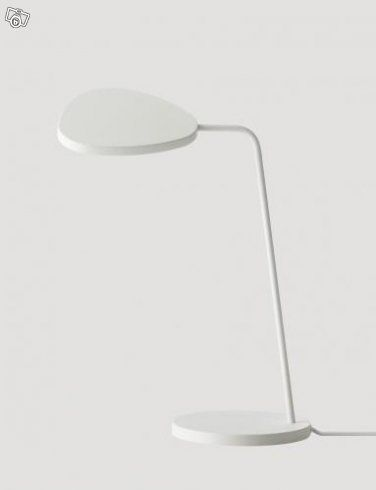 Helt ny Leaf bordslampa från Muuto   Stockholm