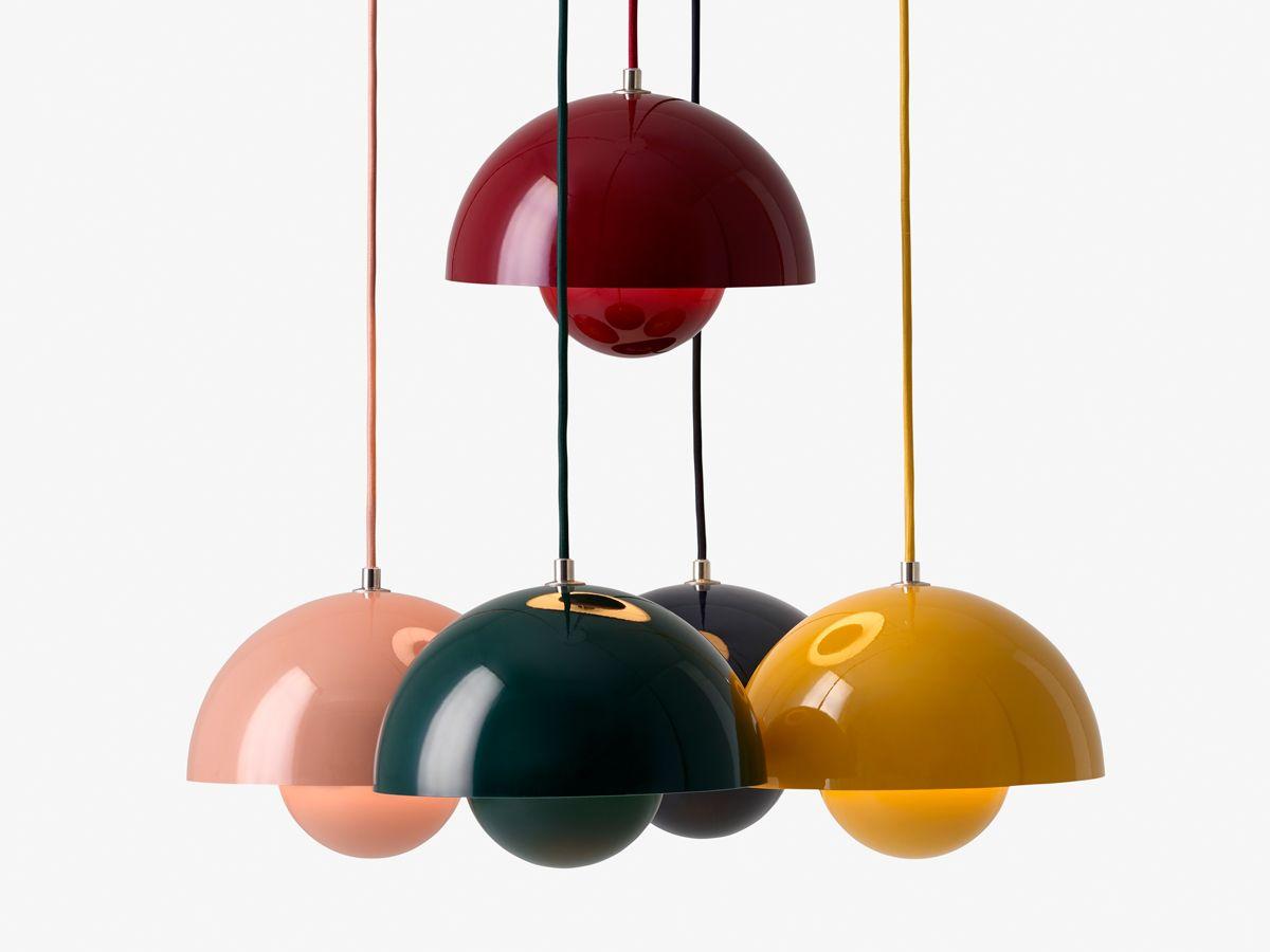 Buy The Tradition Flowerpot Vp1 Pendant Light At Nest Co Uk Flowerpot Vp1 Pendant Pendant Light Suspension Lamp